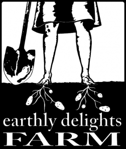 Earthly Delights Farm logo
